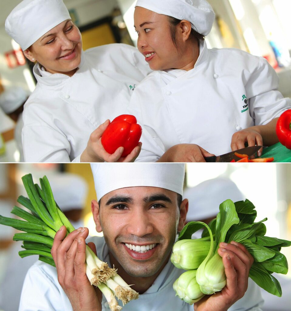 Professional Cookery